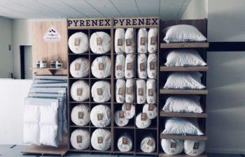 présentoir pyrenex