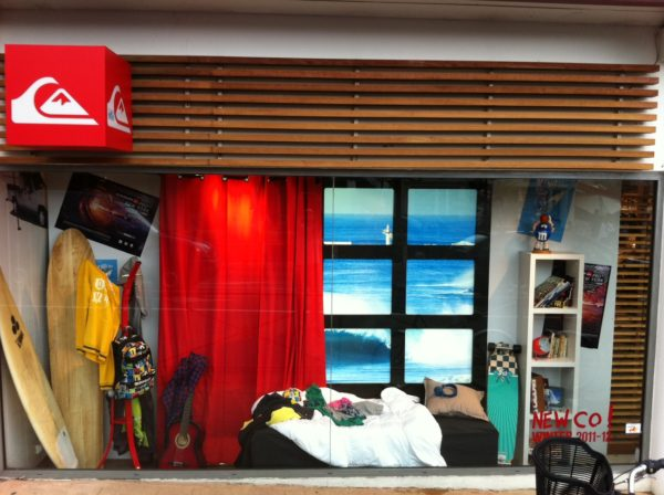 vitrine quik chambre surfer
