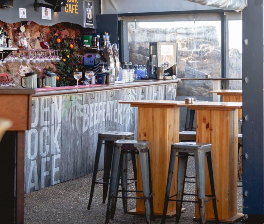 beefeater eden rock café biarritz